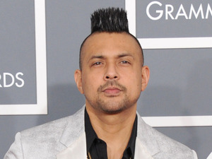 Grammy Awards 2013 red carpet: Sean Paul