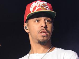 Rapper J Cole