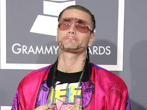 55th Annual GRAMMY Awards held at Staples Center - Arrivals Featuring: Riff Raff Where: Los Angeles, California, United States When: 10 Feb 2013 Credit: Adriana M. Barraza/WENN.com