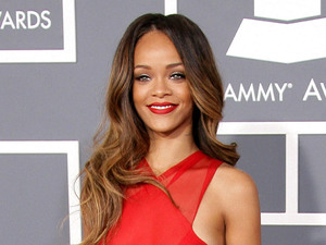 55th Annual GRAMMY Awards - Arrivals held at Staples Center Featuring: Rihanna Where: Los Angeles, California, United States When: 10 Feb 2013