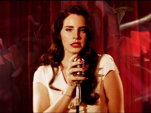 Lana Del Rey 'Burning Desire' video