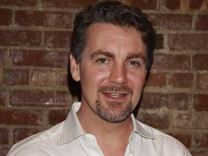 Stage actor Alexander Hanson