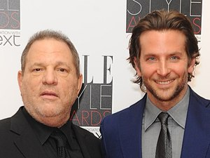 Elle Style Awards 2013: Harvey Weinstein and Bradley Cooper
