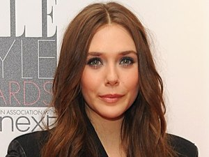 Elle Style Awards 2013: Elizabeth Olsen 