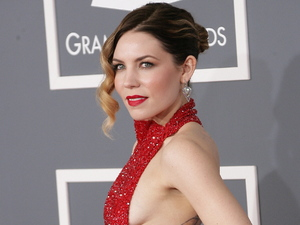 55th Annual GRAMMY Awards - Arrivals held at Staples Center Featuring: Skylar Grey Where: Los Angeles, California, United States When: 10 Feb 2013