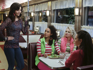 The Carrie Diaries S01E05: 'Dangerous Territory'