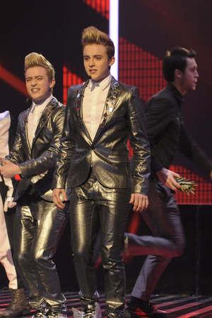 Calvin Harris, X Factor, jedward