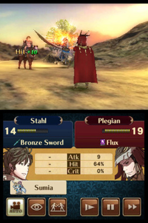 'Fire Emblem: Awakening' for the 3DS