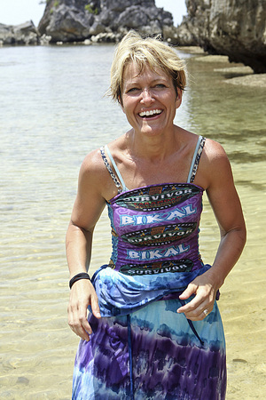 Survivor: Caramoan Season 26 premiere: Dawn Meehan