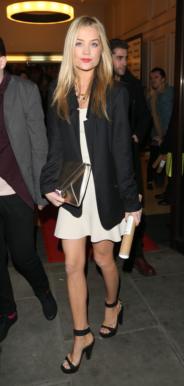 Laura Whitmore, Collabor8te Connected by NOKIA Premiere