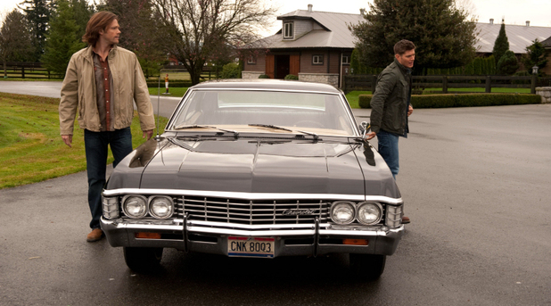 Supernatural S08E14: 'Trial and Error'