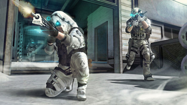 Gaming Review: Ghost Recon Online
