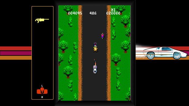 'Spy Hunter' screenshot