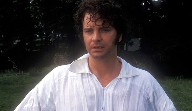 Colin Firth as Mr. Darcy in BBC&#39;s &#39;Pride and Prejudice&#39;