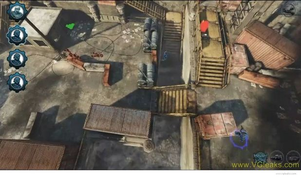 Gears of War: Exile