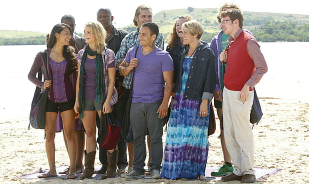 Survivor: Caramoan Season 26 premiere: The Bikal Tribe