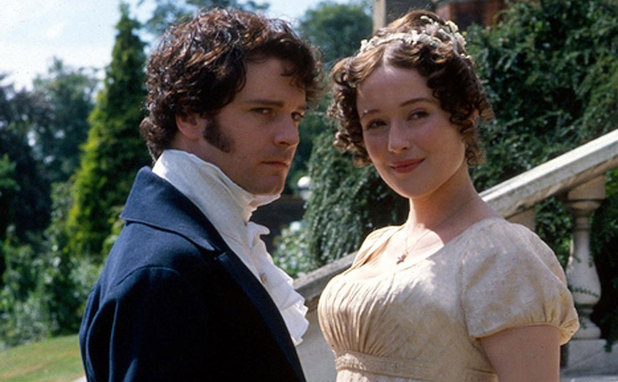 Colin Firth as Mr. Darcy in BBC's 'Pride and Prejudice'