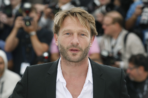 Thomas Kretschmann at the 2012 Cannes Film Festival