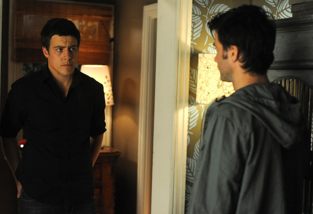 Brax confronts Zac.