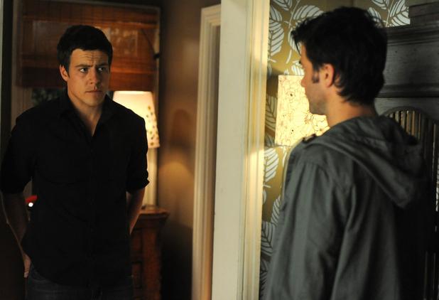 Brax confronts Zac.