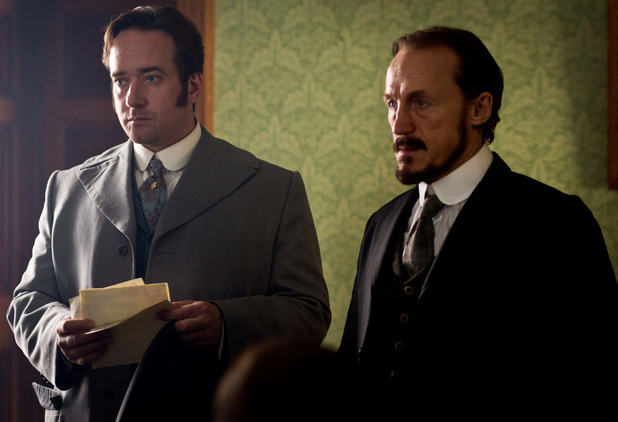 Ripper Street - Episode 7: Edmund Reid and Bennet Drake