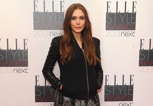 Elle Style Awards 2013: Elizabeth Olsen