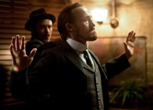 Ripper Street - Episode 7: Captain Jackson and Bennet Drake