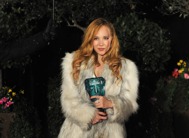 Juno Temple at The EE British Academy Film Awards Afterparty held at the Grosvenor House