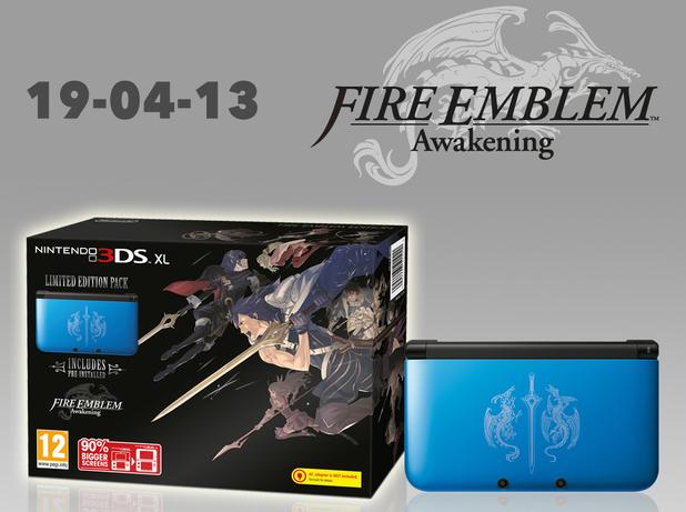 Fire Emblem 3DS bundle