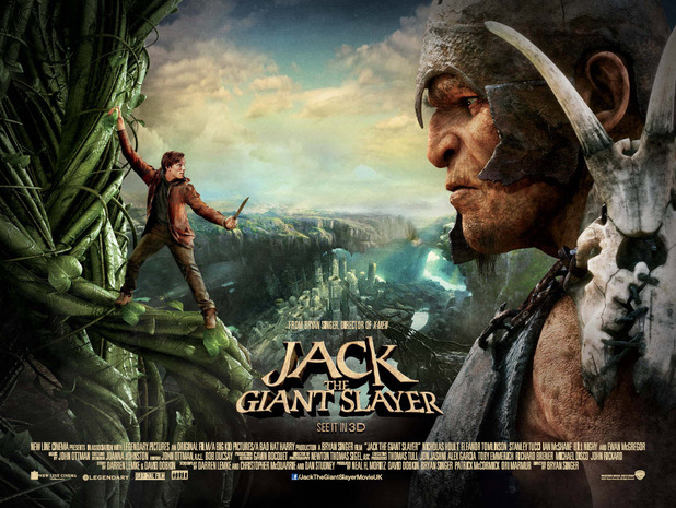 'Jack the Giant Slayer' quad poster