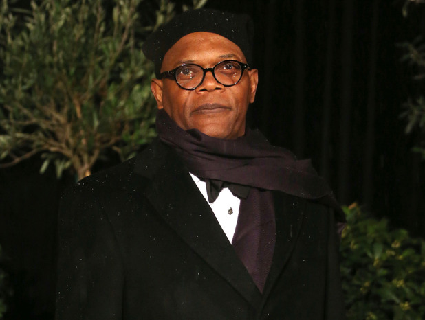Samuel L. Jackson at The EE British Academy Film Awards Afterparty held at the Grosvenor House