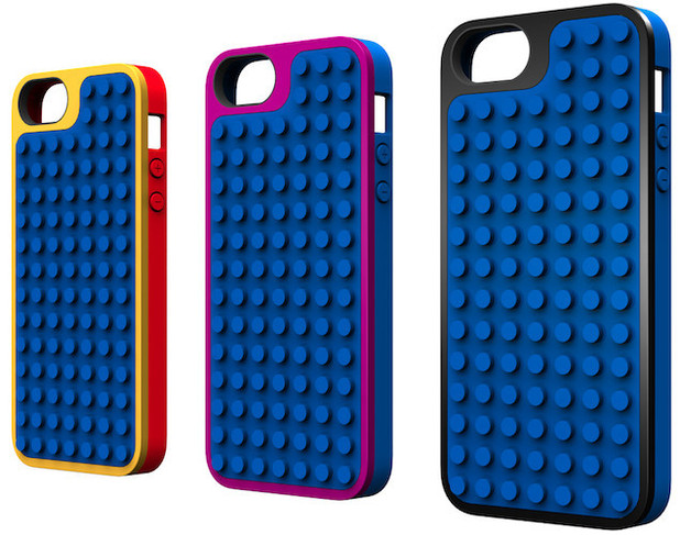 Belkin and Lego iPhone and iPod cases