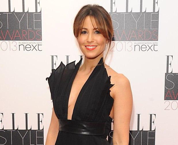 Elle Style Awards 2013: Rachel Stevens