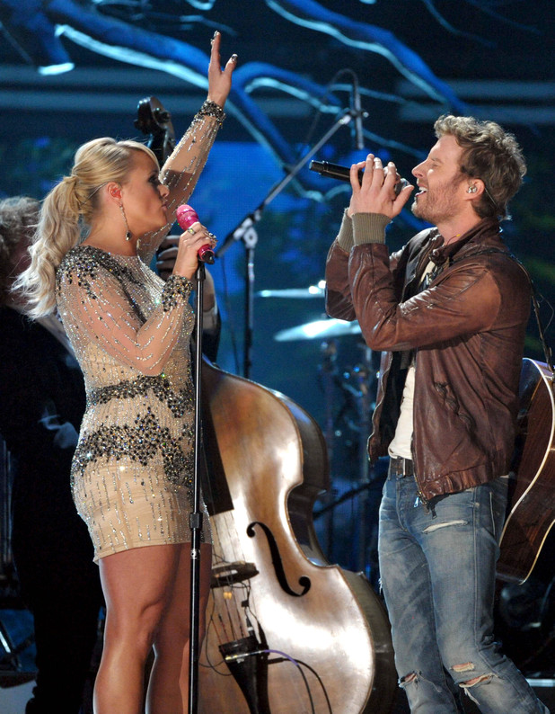 Miranda Lambert and Dierks Bentley