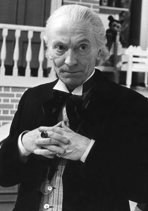 William Hartnell - Doctor Who
