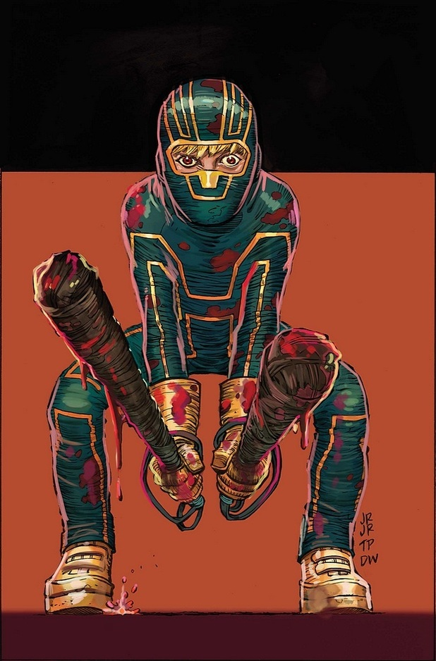 Kick-Ass 3 #1 artwork