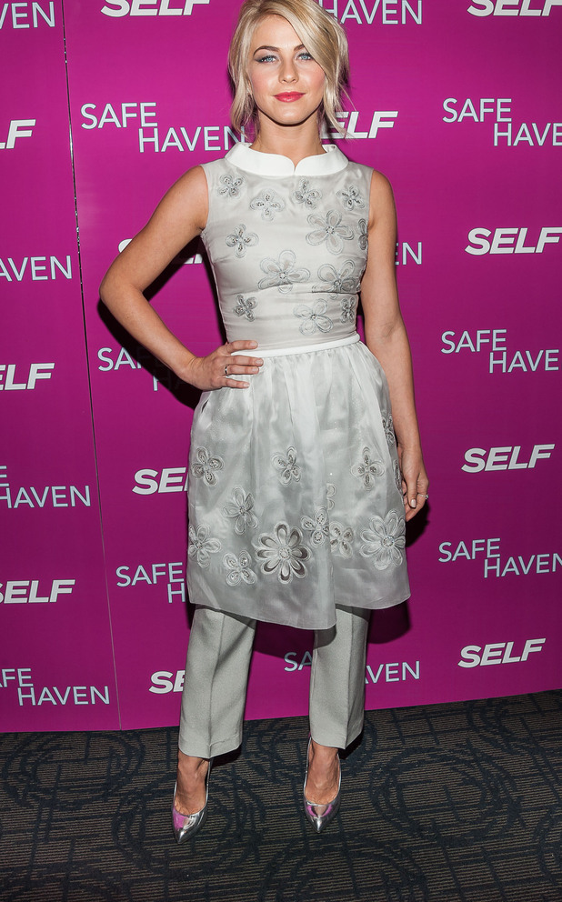 'Safe Haven' New York Screening at Sunshine Landmark Cinemas Featuring: Julianne Hough Where: New York City, NY, United States When: 11 Feb 2013