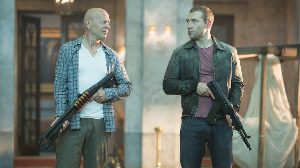 Bruce Willis returns as John McClane for the fifth &#39;Die Hard&#39; movie.