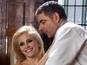Rowan Atkinson, Pixie Lott get cheeky