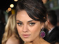 Kunis admits that she doesn't think she'll be able to act for the rest of her life.