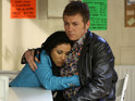 EastEnders actor hints at another twist in the Kat-Alfie storyline.