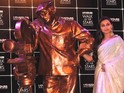 Mukerji presented the inaugural Yash Chopra Memorial Award to Lata Mangeshkar.