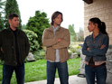 Sam and Dean do Dallas and hunt a devil dog in Idaho.