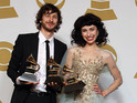 Digital Spy's list of selected winners from the 2013 Grammy Awards.