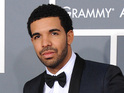 Grammy Awards 2013 red carpet: Drake