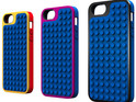 Users will be able to customise their cases using additional LEGO pieces.