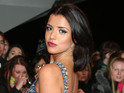 Lucy Mecklenburgh responds to Goodger's recent comments about Mark Wright.