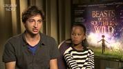 Digital Spy sits down with Quvenzhané Wallis and Benh Zeitlin to chat about their critically-acclaimed drama 'Beasts of the Southern Wild'.