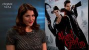 Gemma Arterton 'Hansel & Gretel: Witch Hunters' interview