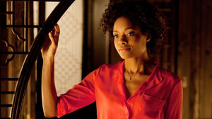 Digital Spy takes the 'Skyfall' train with Miss Moneypenny Naomie Harris